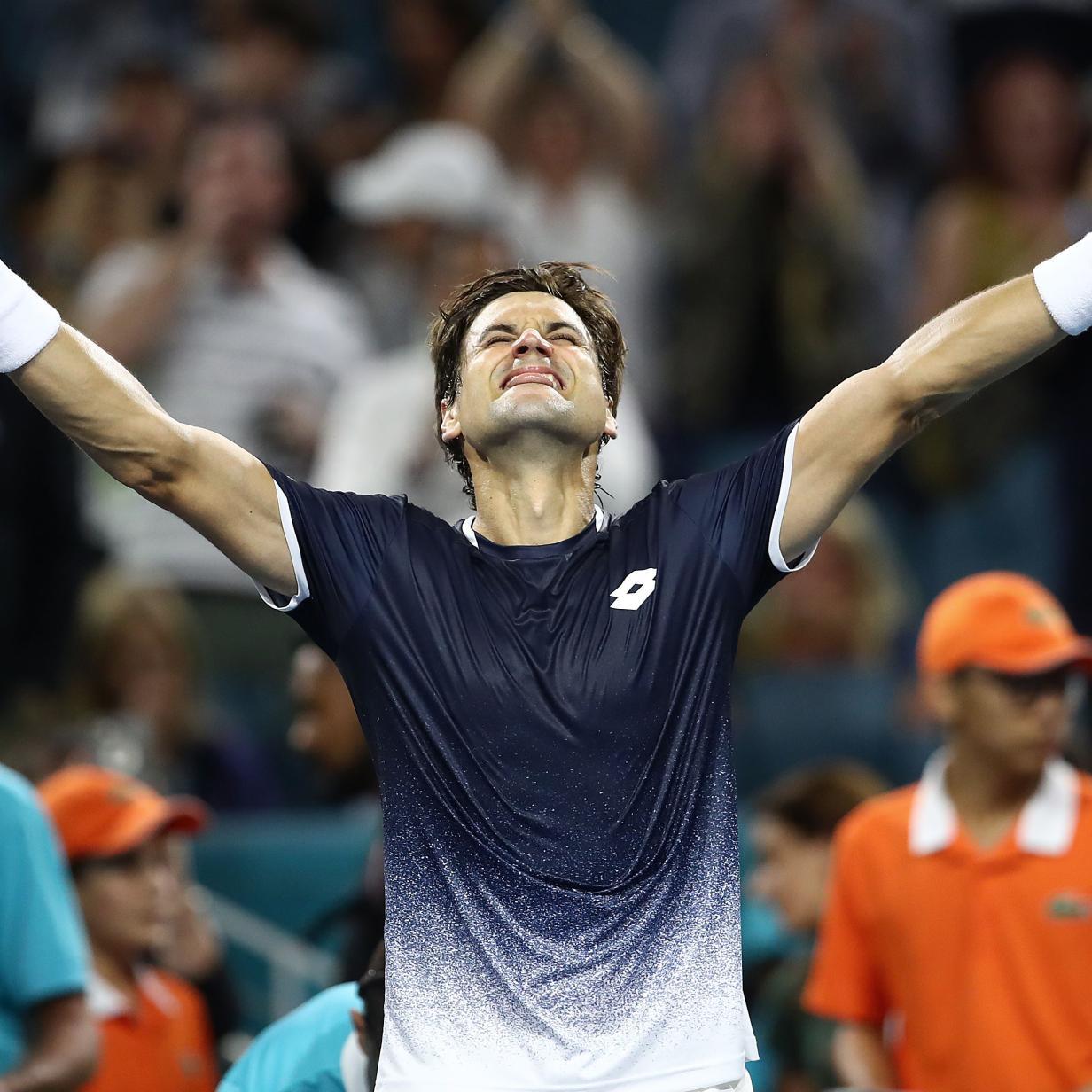 "Fast-""Pensionist"" Ferrer eliminiert in Miami Alexander Zverev"