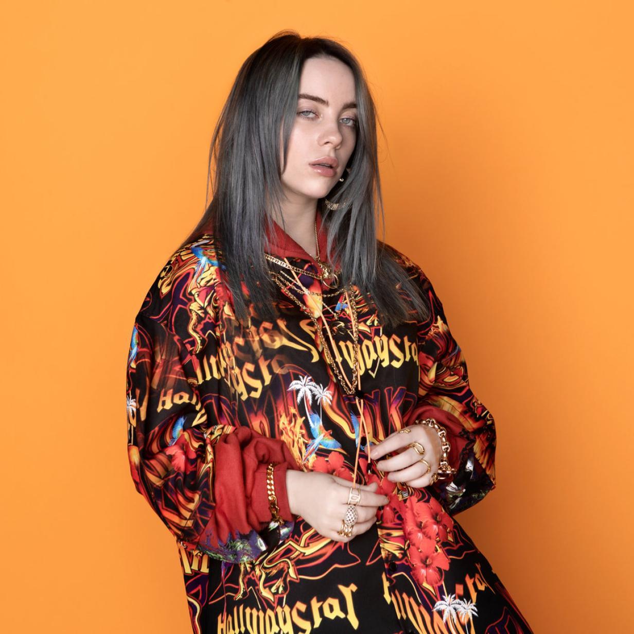 Warum Billie Eilish ausschließlich Baggie-Klamotten trägt