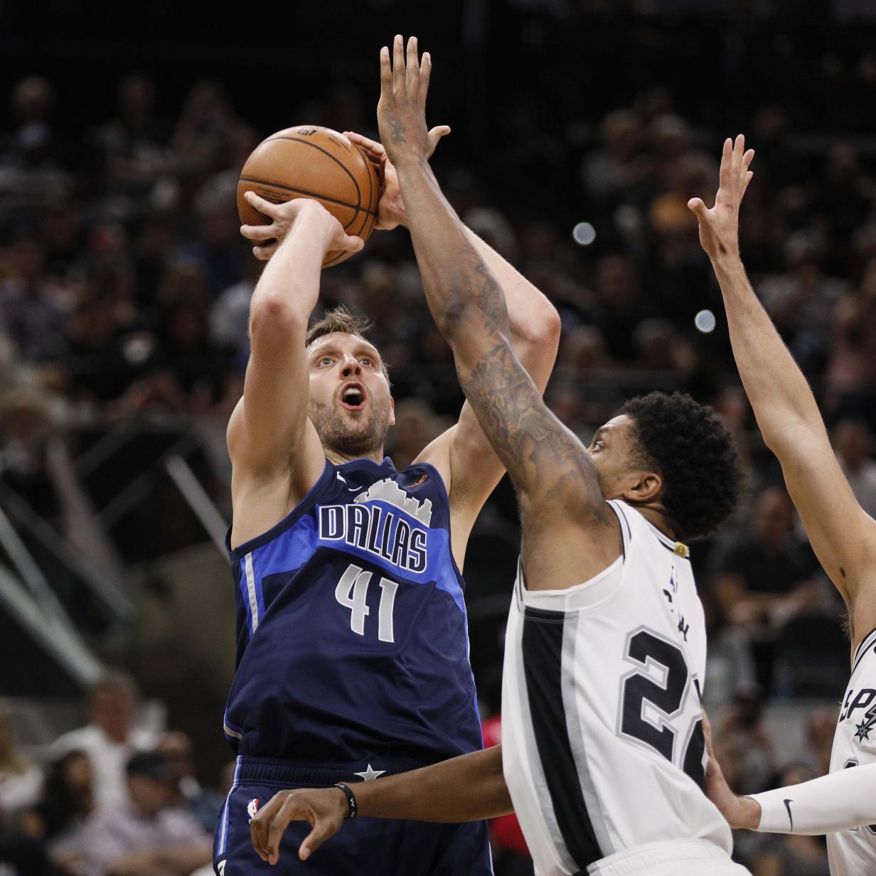 NBA: San Antonio zum Play-off-Auftakt gegen Denver