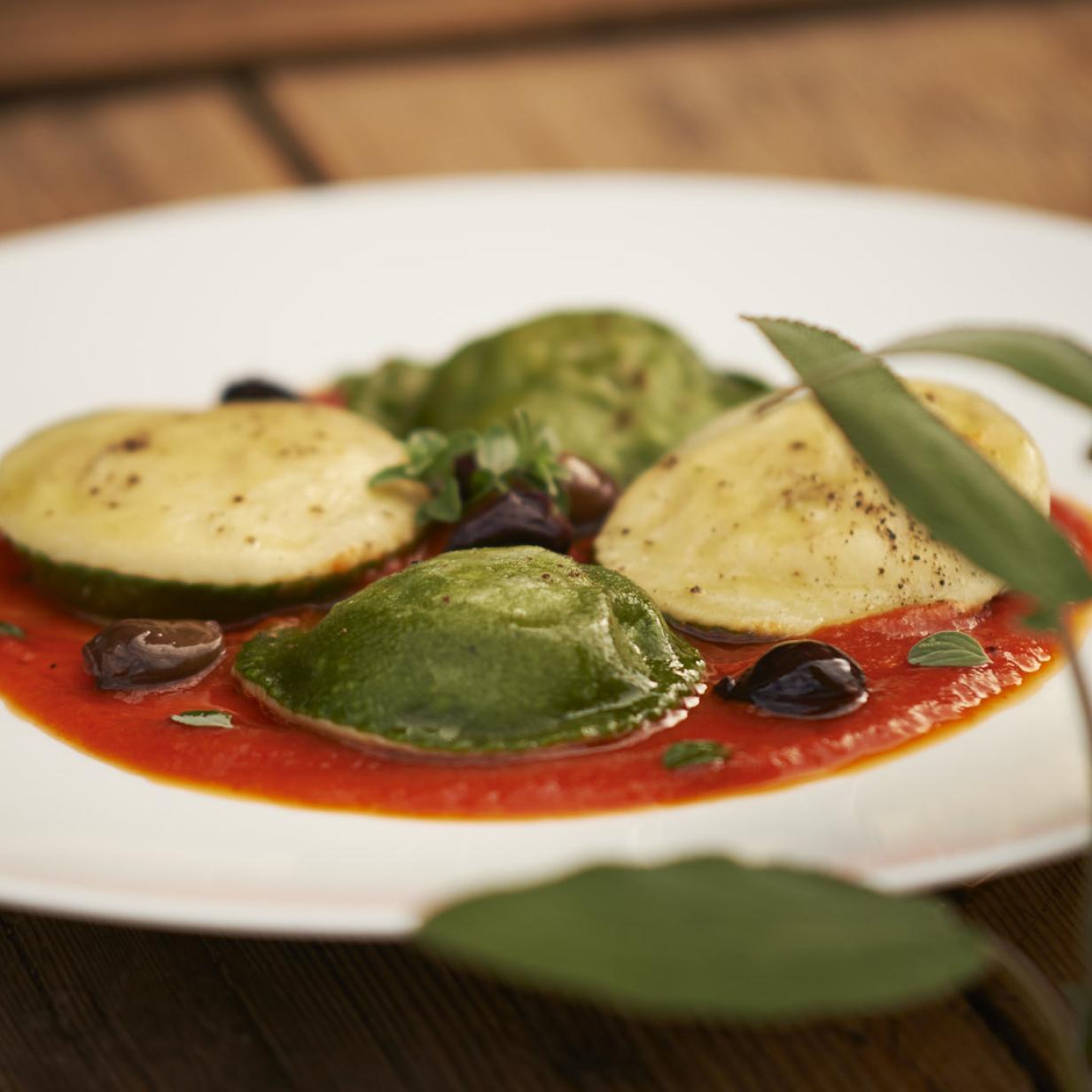 Fleischlos für Vegetarier: Neue und beliebte Veggie-Hotels