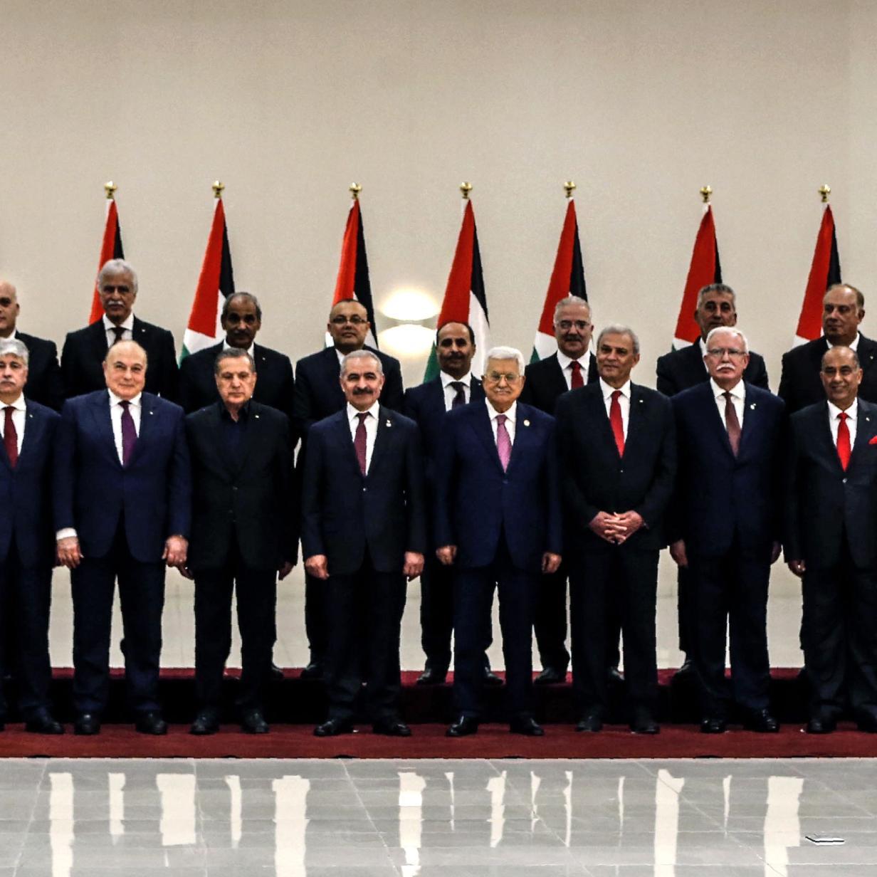 Neue Palästinenser-Regierung nach kleinem Hoppala vereidigt