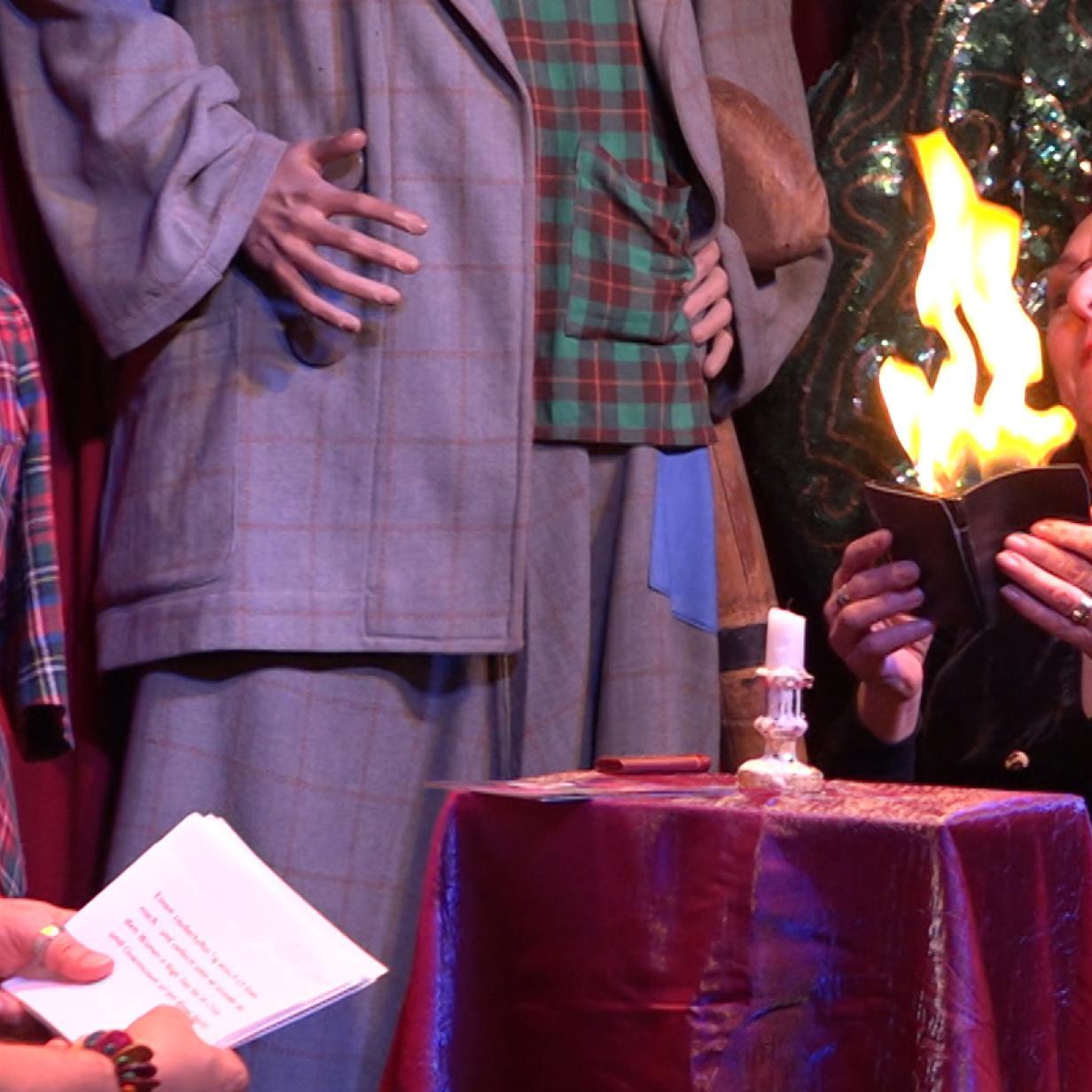 Erstmals stehen bei Zauber-Shows Frauen im Vordergrund
