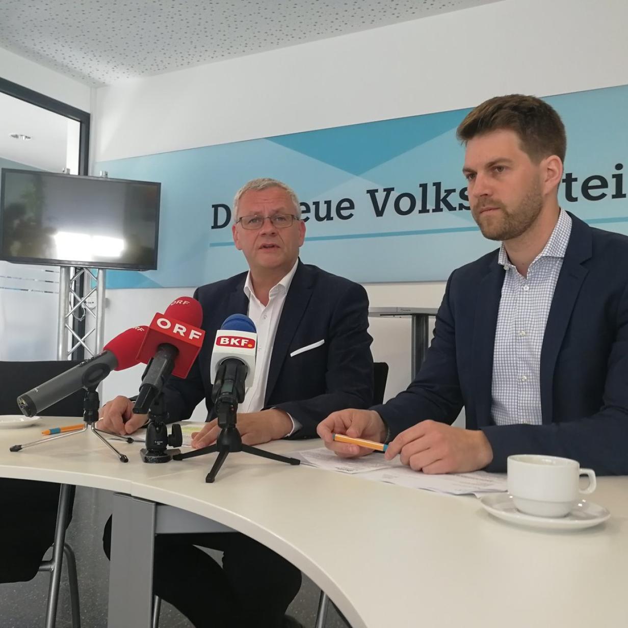 """ÖVP ortet Verfassungsbruch, für SPÖ ist diese Kritik """"haltlos"""""""