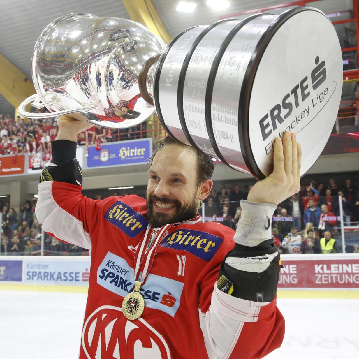 Die Erste Bank steigt aus dem österreichischen Eishockey aus