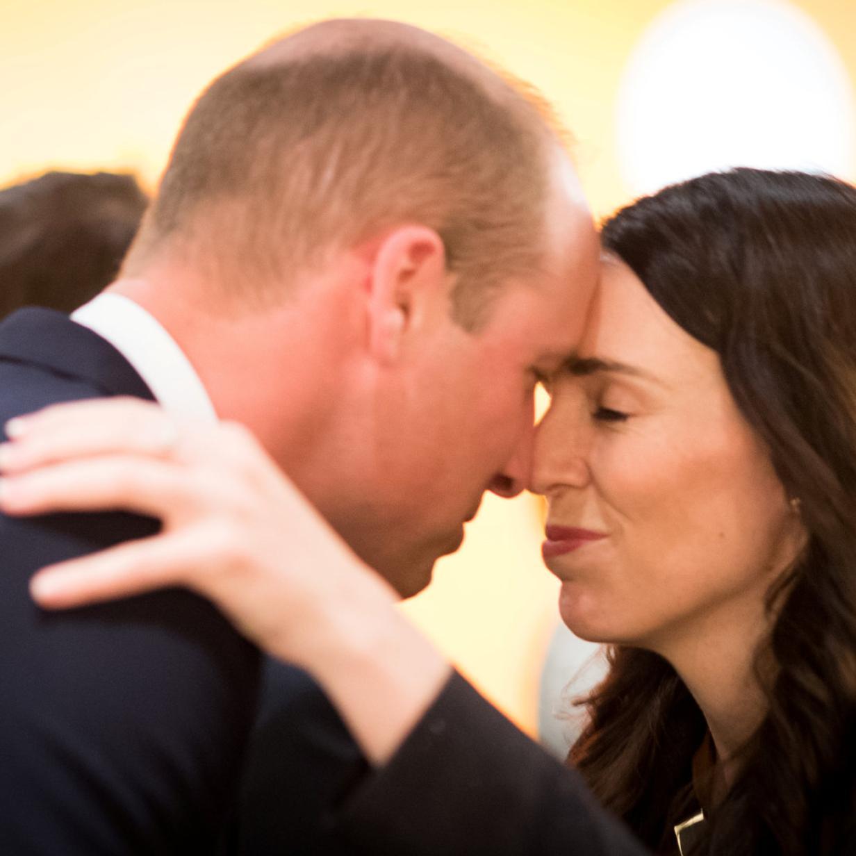 Prinz William gedenkt der Terroropfer in Neuseeland