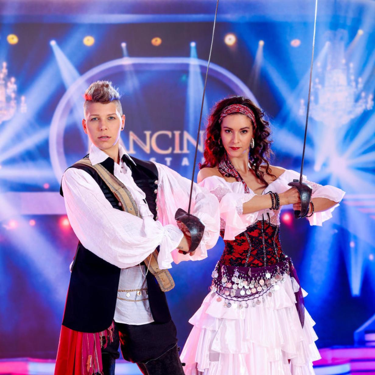 Für Virginia Ernst ist Schluss bei Dancing Stars