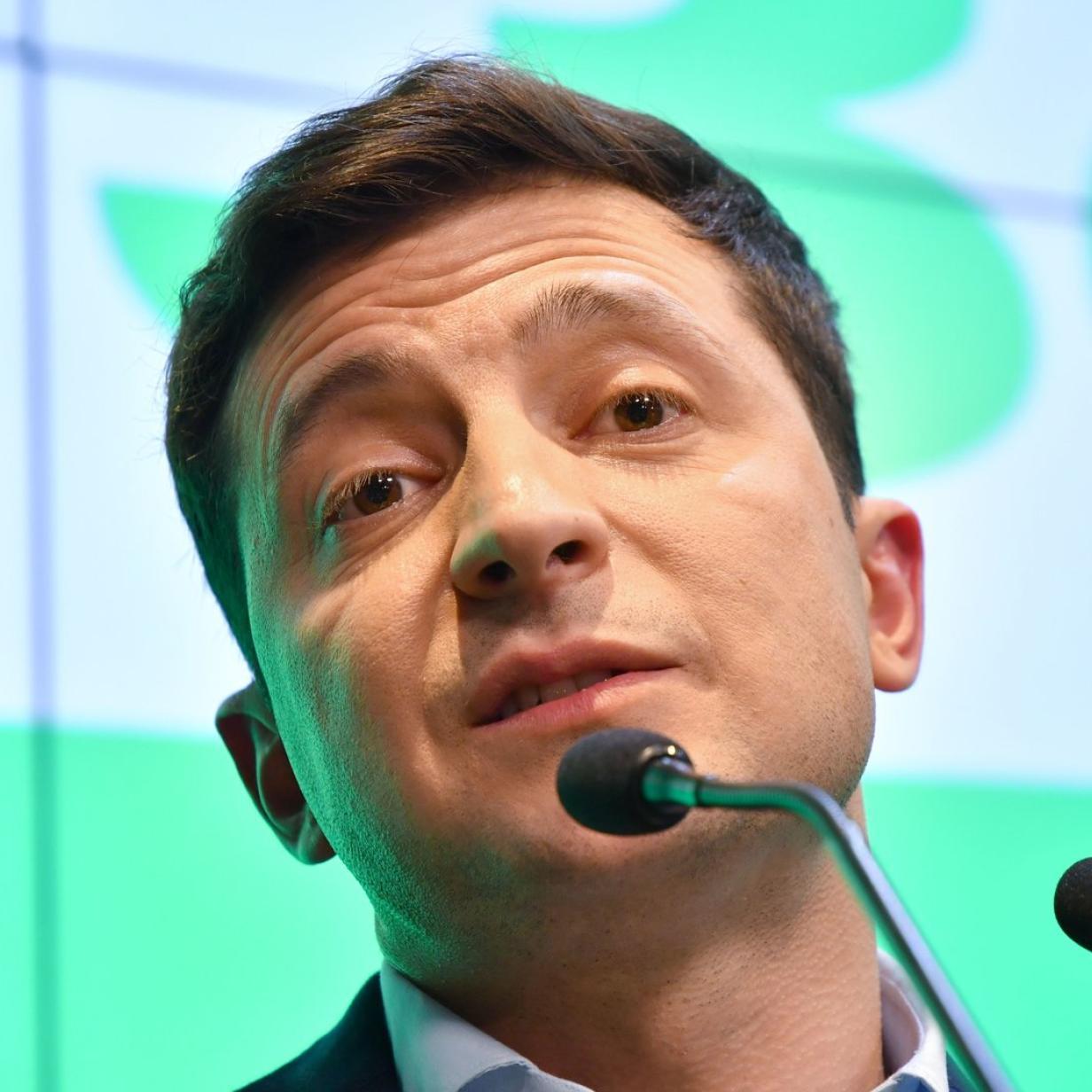 Kiews Konter: Neuer Präsident will Russen einbürgern