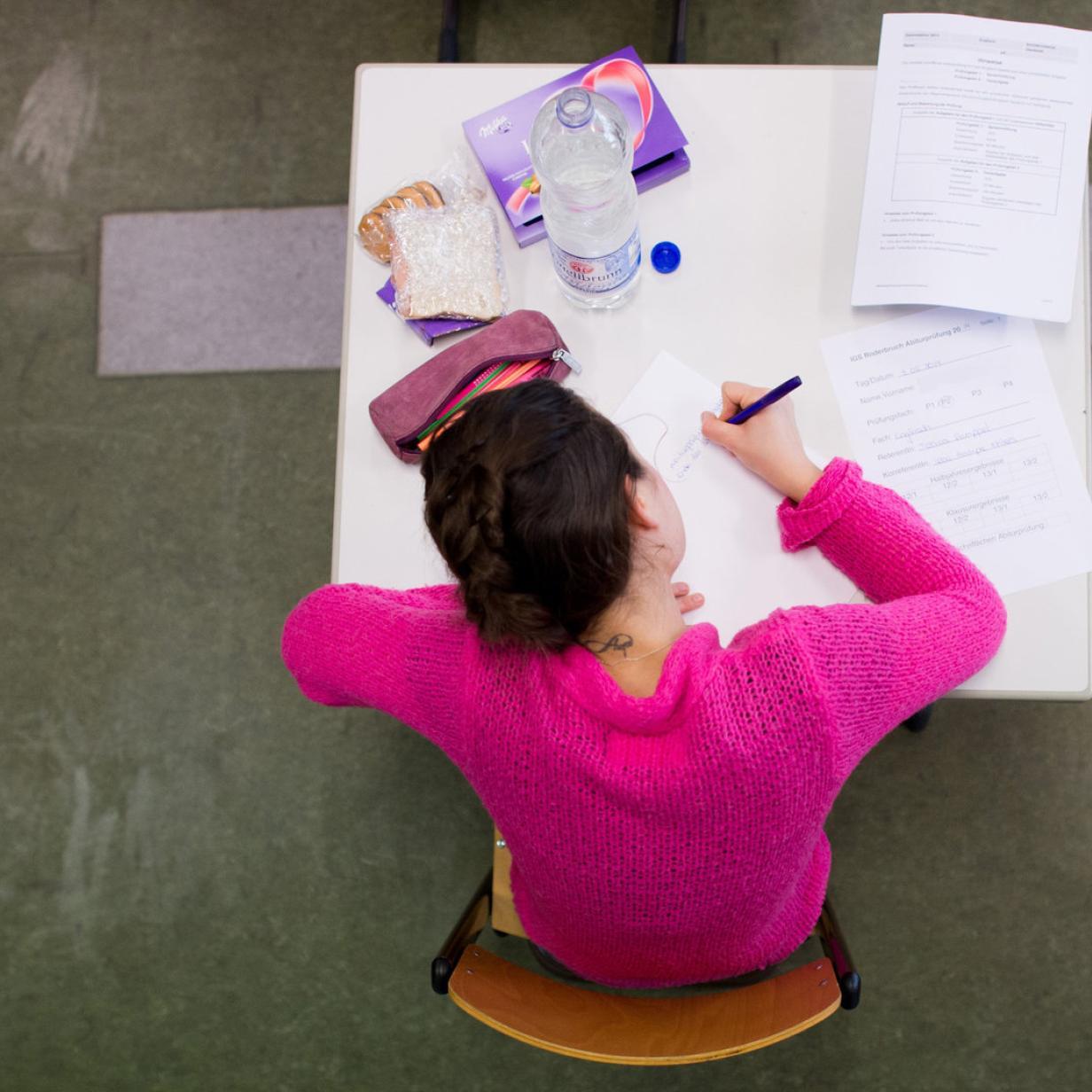 Mathe-Matura: Nur noch jeder neunte AHS-Schüler hat Fünfer