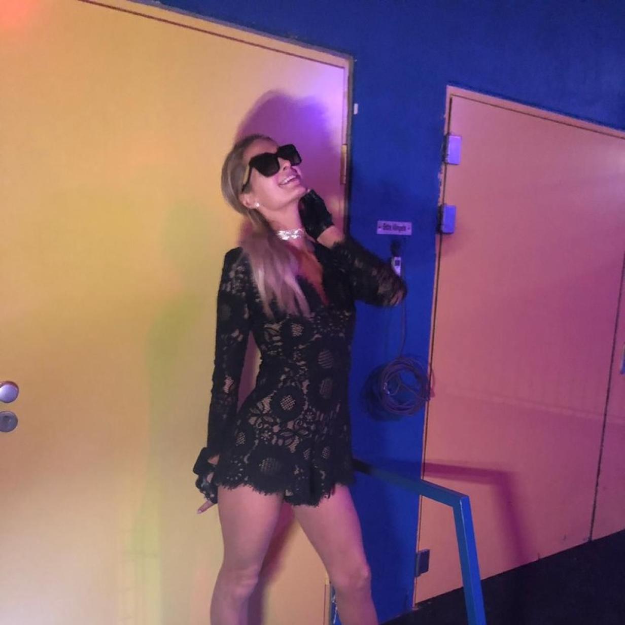 One Night In Vienna: Paris Hiltons wilde Partynacht in Wien