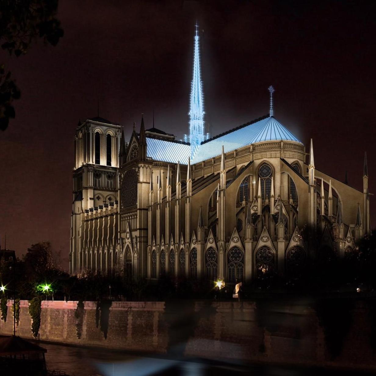Notre-Dame: Architekten überbieten einander mit Neubau-Plänen