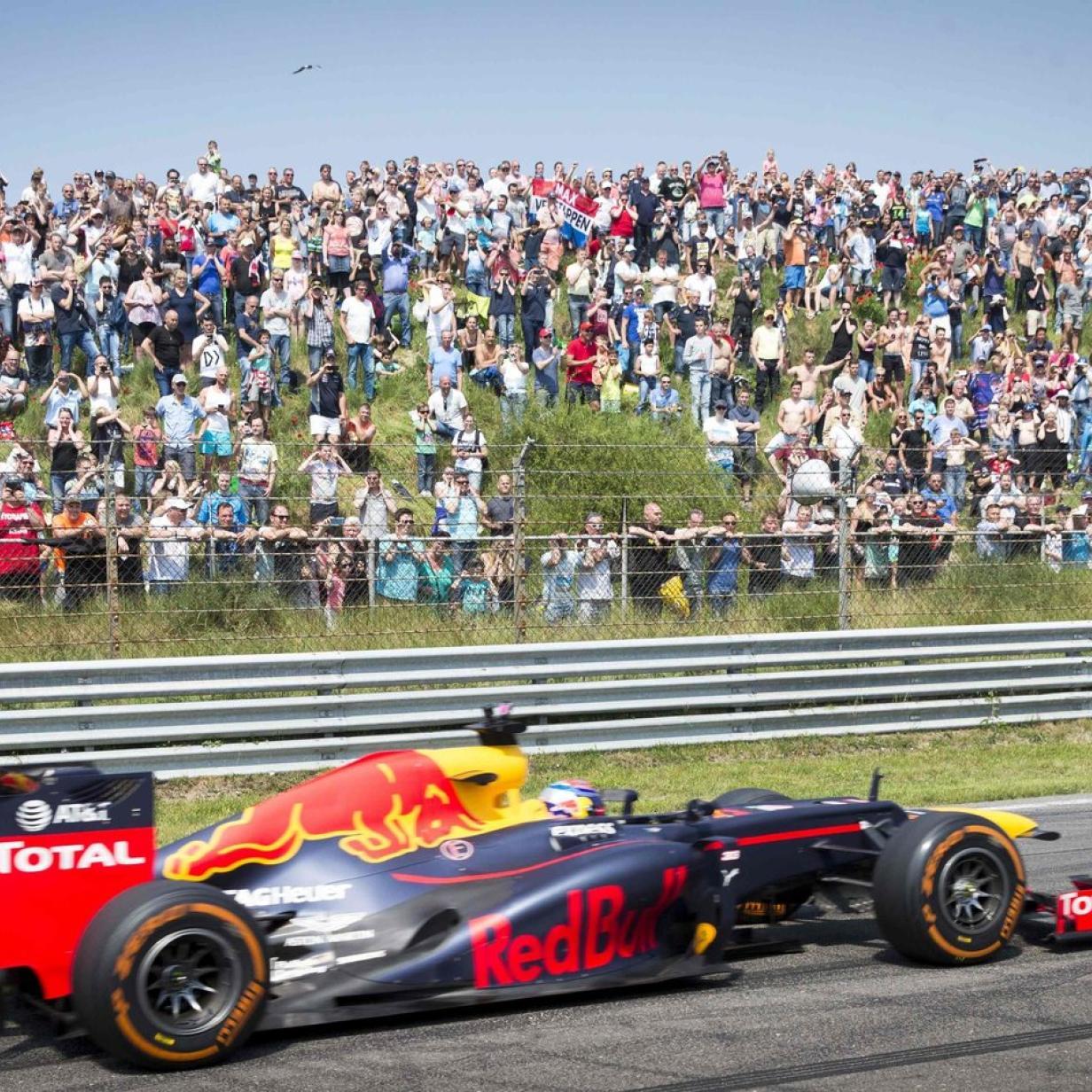 Zandvoort ab 2020 wieder im Formel-1-WM-Kalender