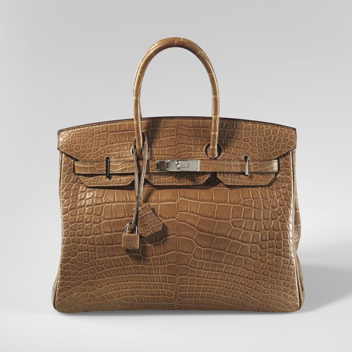 Die teuerste Handtasche der Stadt