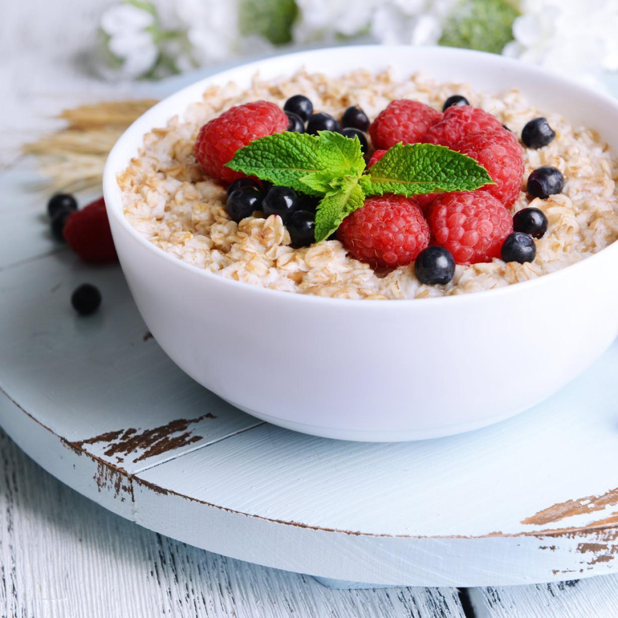 Angeben beim Brunch: So macht Jamie Oliver das perfekte Porridge