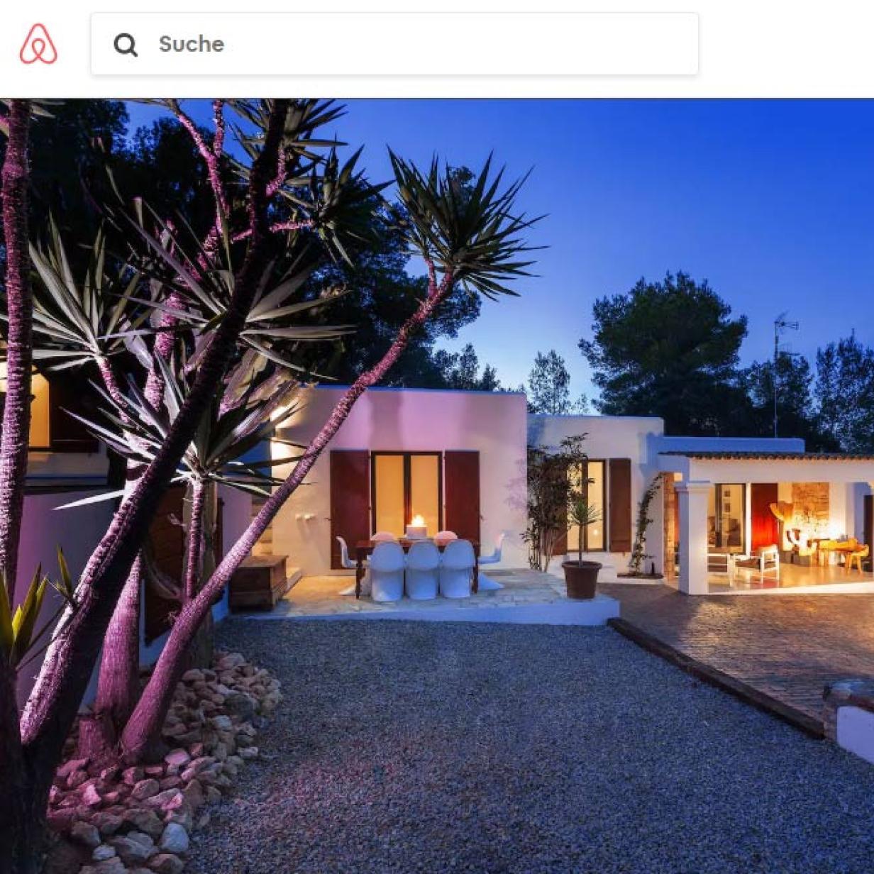 Der Schauplatz der Ibiza-Affäre ist auf Airbnb zu mieten