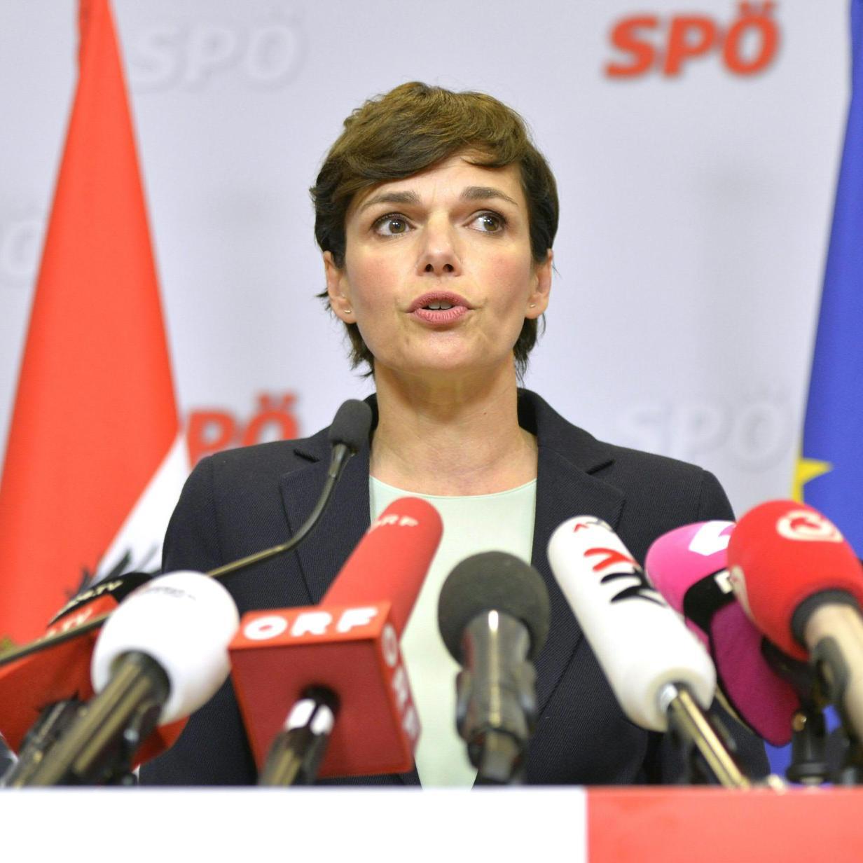 Stellungnahme: Rendi-Wagner attackiert Kanzler Kurz
