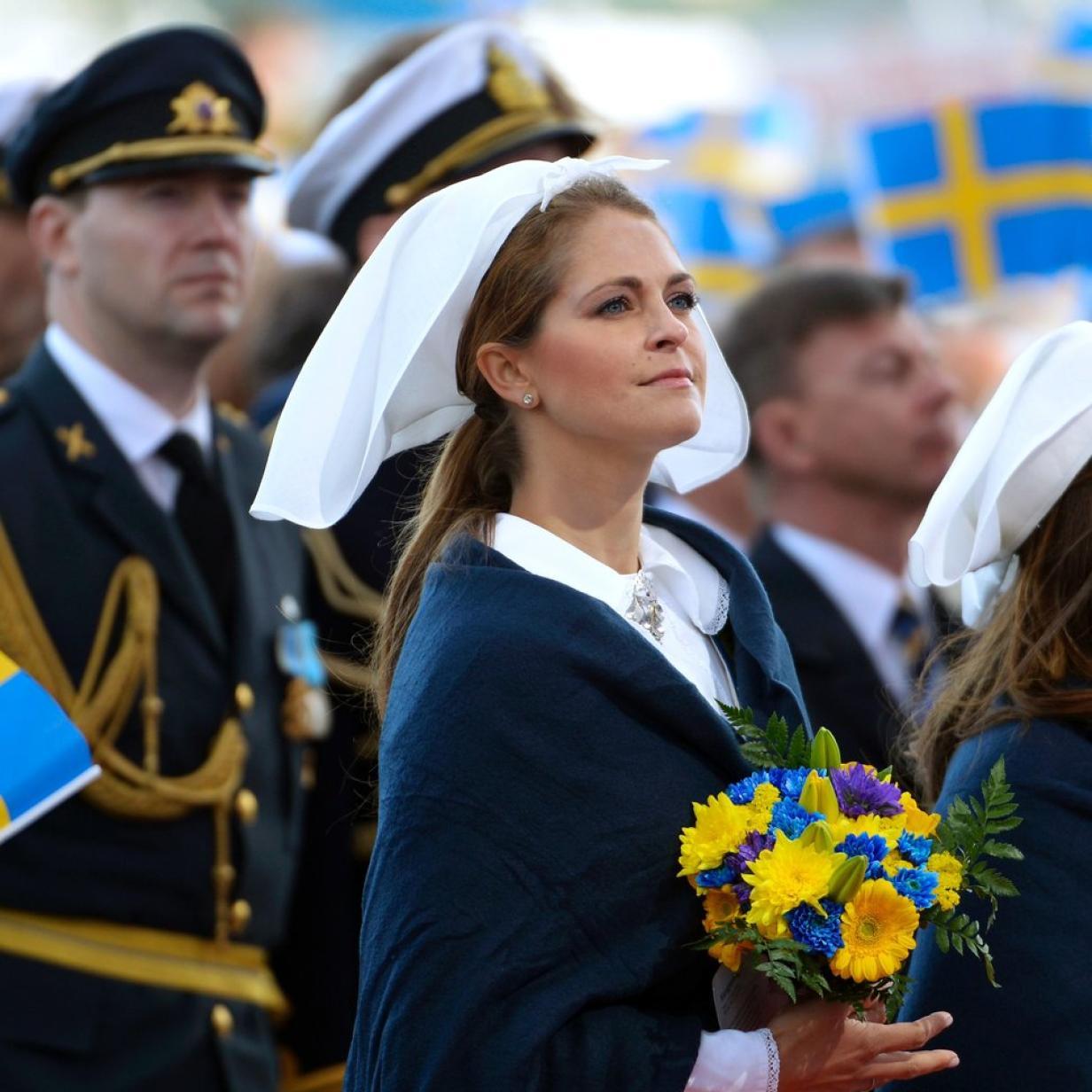 Prinzessin Madeleine kehrt ohne ihren Mann nach Schweden zurück