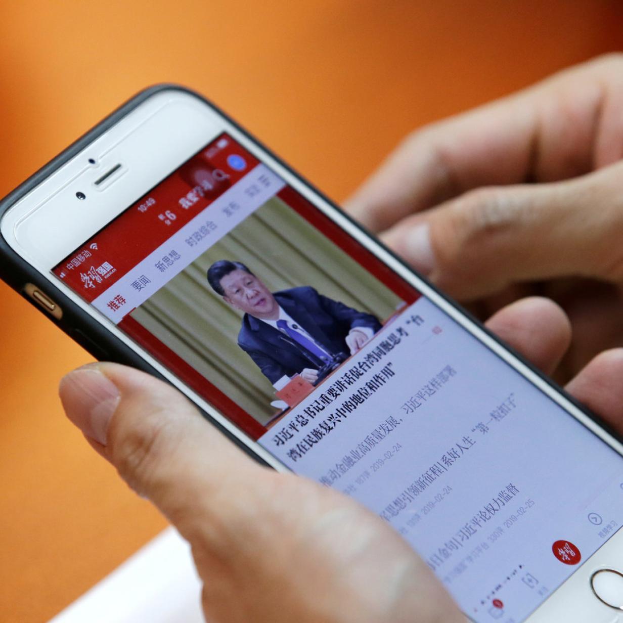 China: Wenn der Verzicht auf's Smartphone verdächtig macht