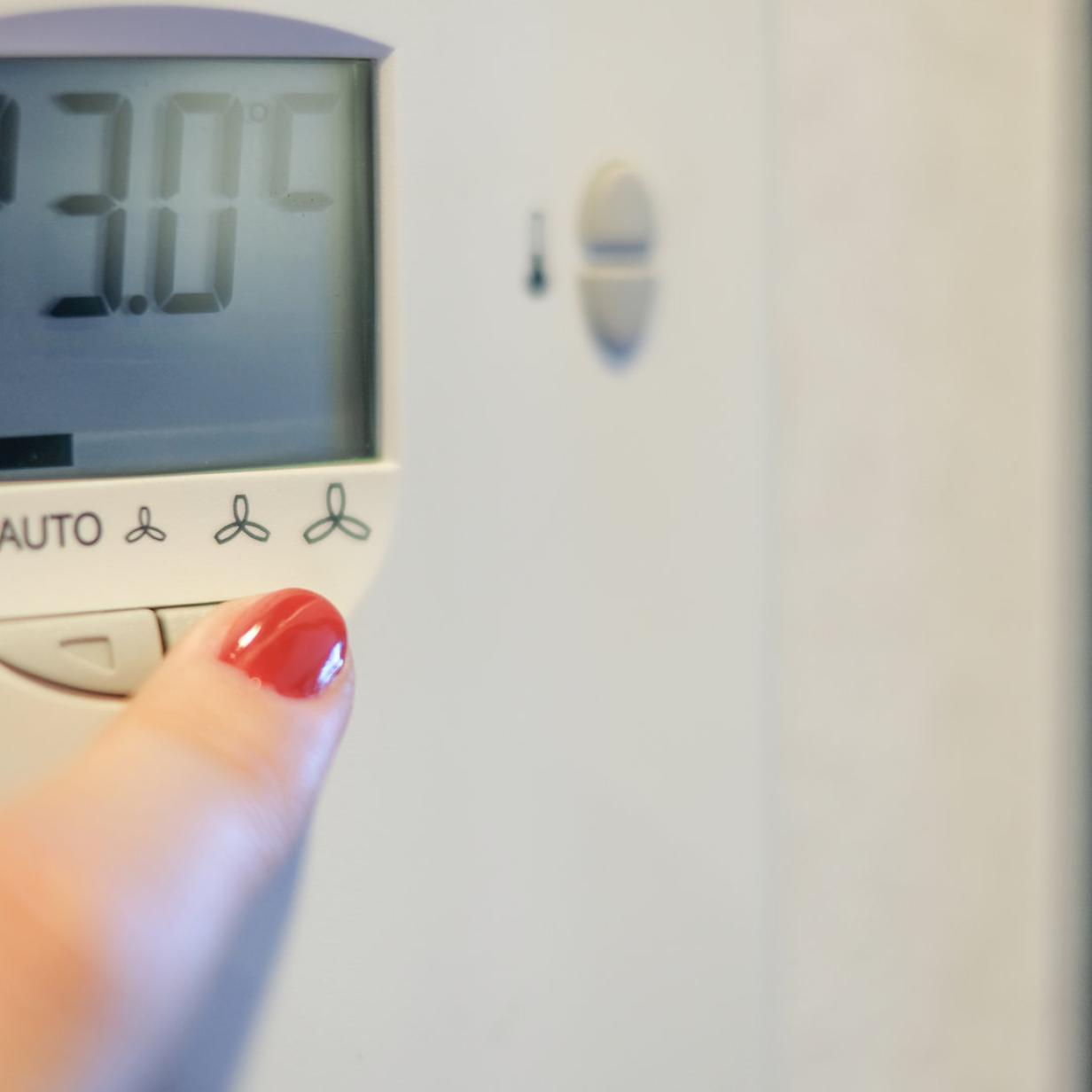 In wärmeren Räumen sind Frauen deutlich leistungsfähiger