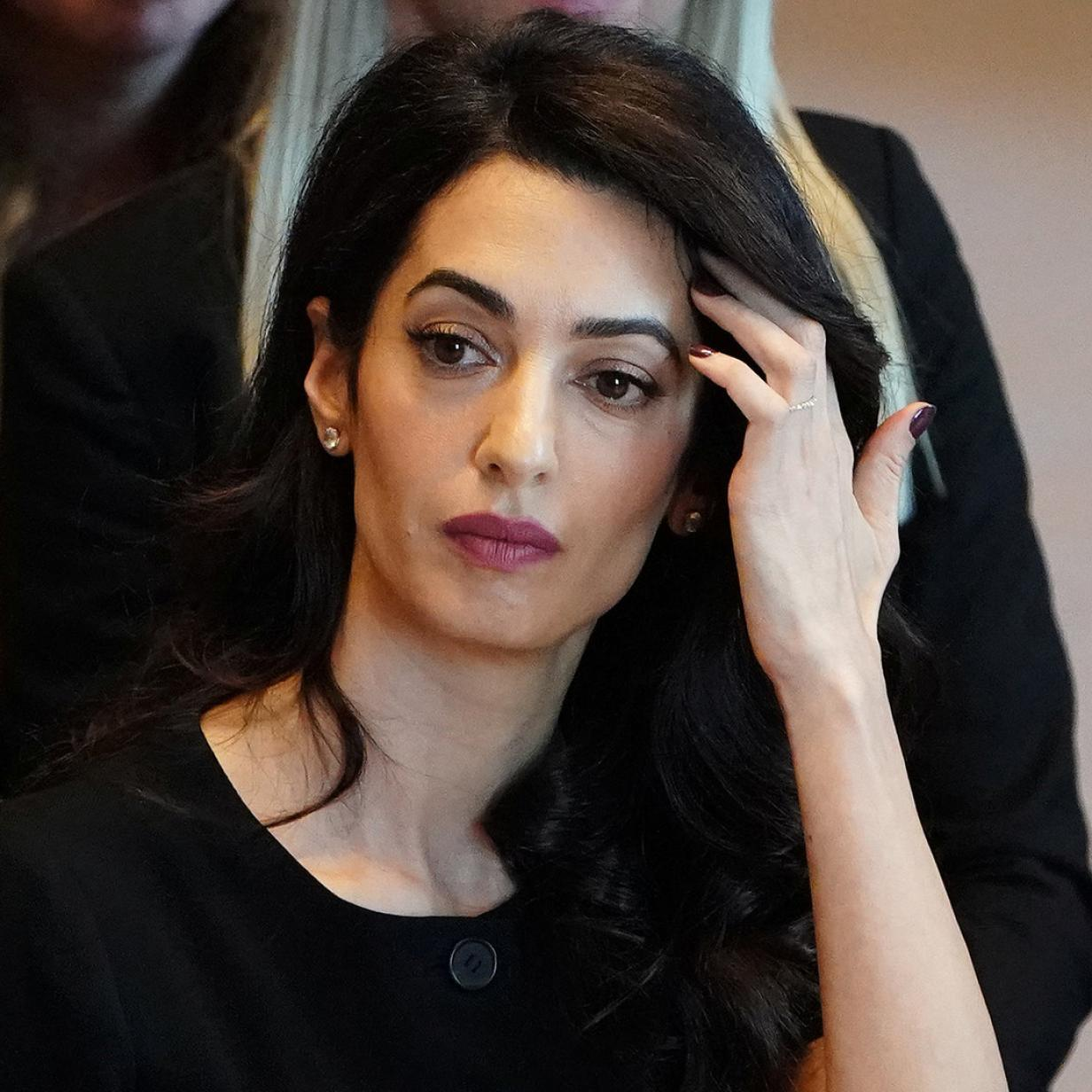Amal Clooneys Schwester in Singapur verhaftet