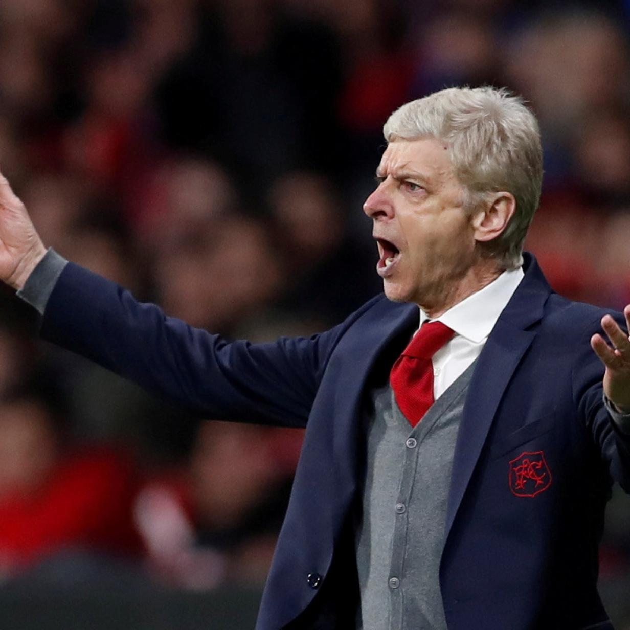 """Ex-Arsenal-Trainer Wenger: """"Werde bald zurückkehren"""""""