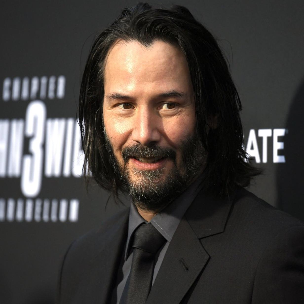 """Keanu Reeves: """"Ich wollte nie Action-Star werden"""""""