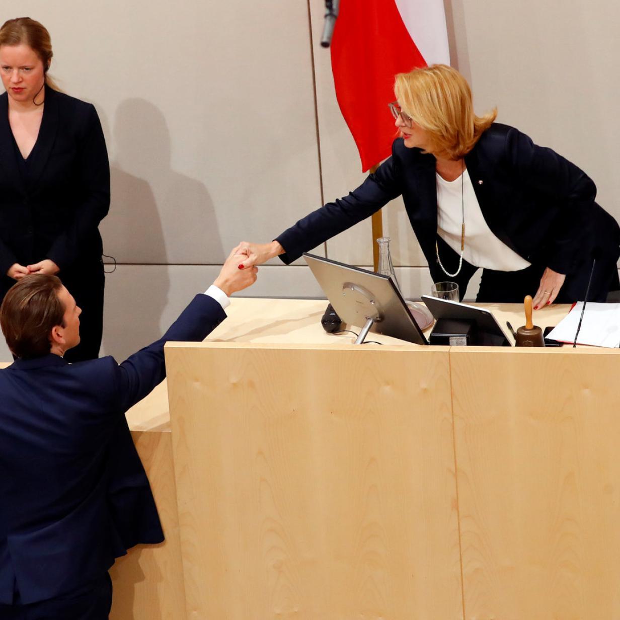 """Bures legt gegen Kurz nach, ÖVP beklagt """"Alarmismus"""""""