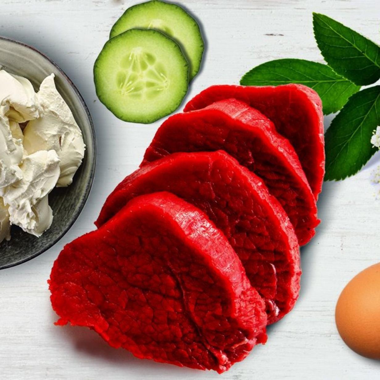 5-Zutaten-Rezept: Zartes Fleisch, duftige Süße