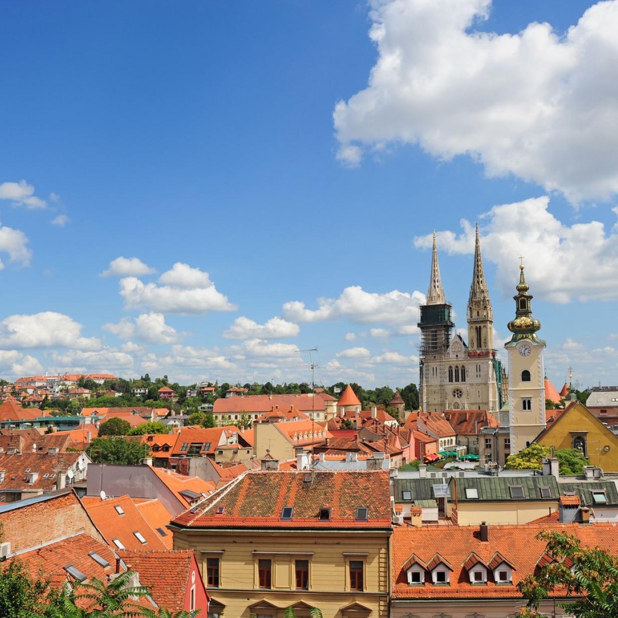 Top 3: Das sollten Sie in Zagreb nicht verpassen