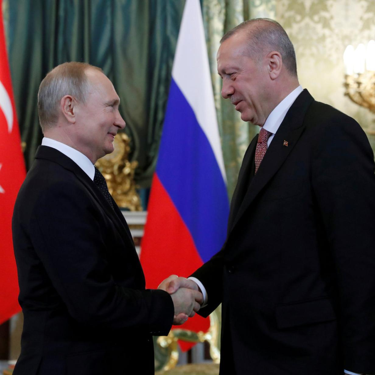 Waffendeal zwischen Russland und Türkei vor Abschluss