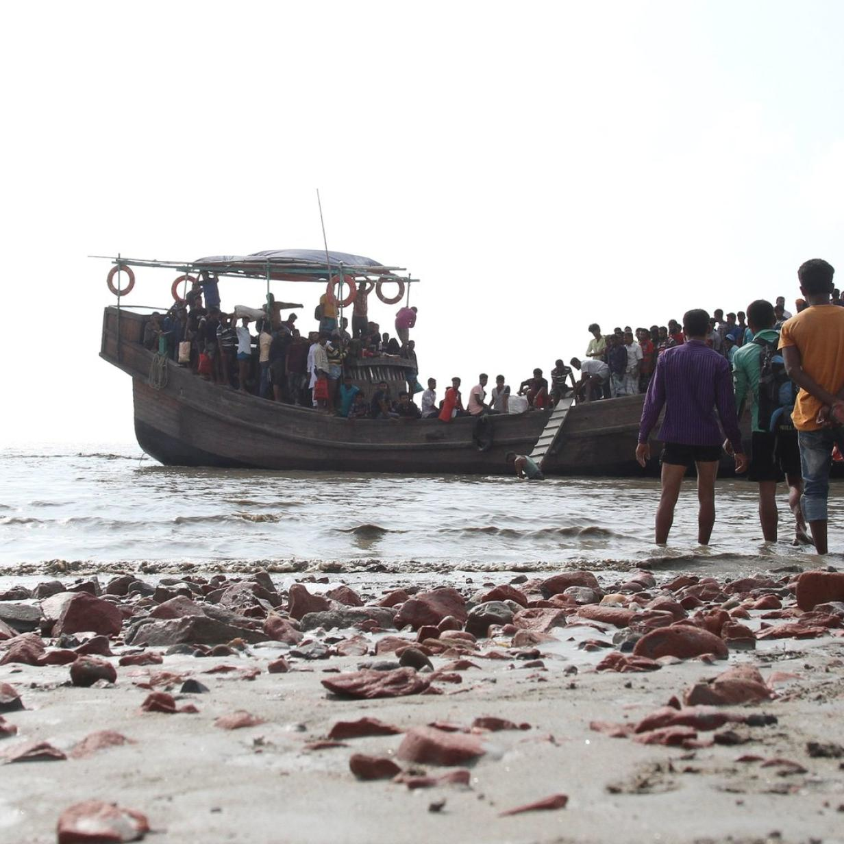 Weltweit über 70 Millionen Menschen auf der Flucht