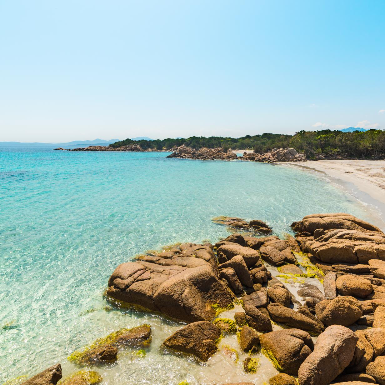 Karte Sardinien Strände.Die 10 Schönsten Strände Auf Sardinien Kurier At