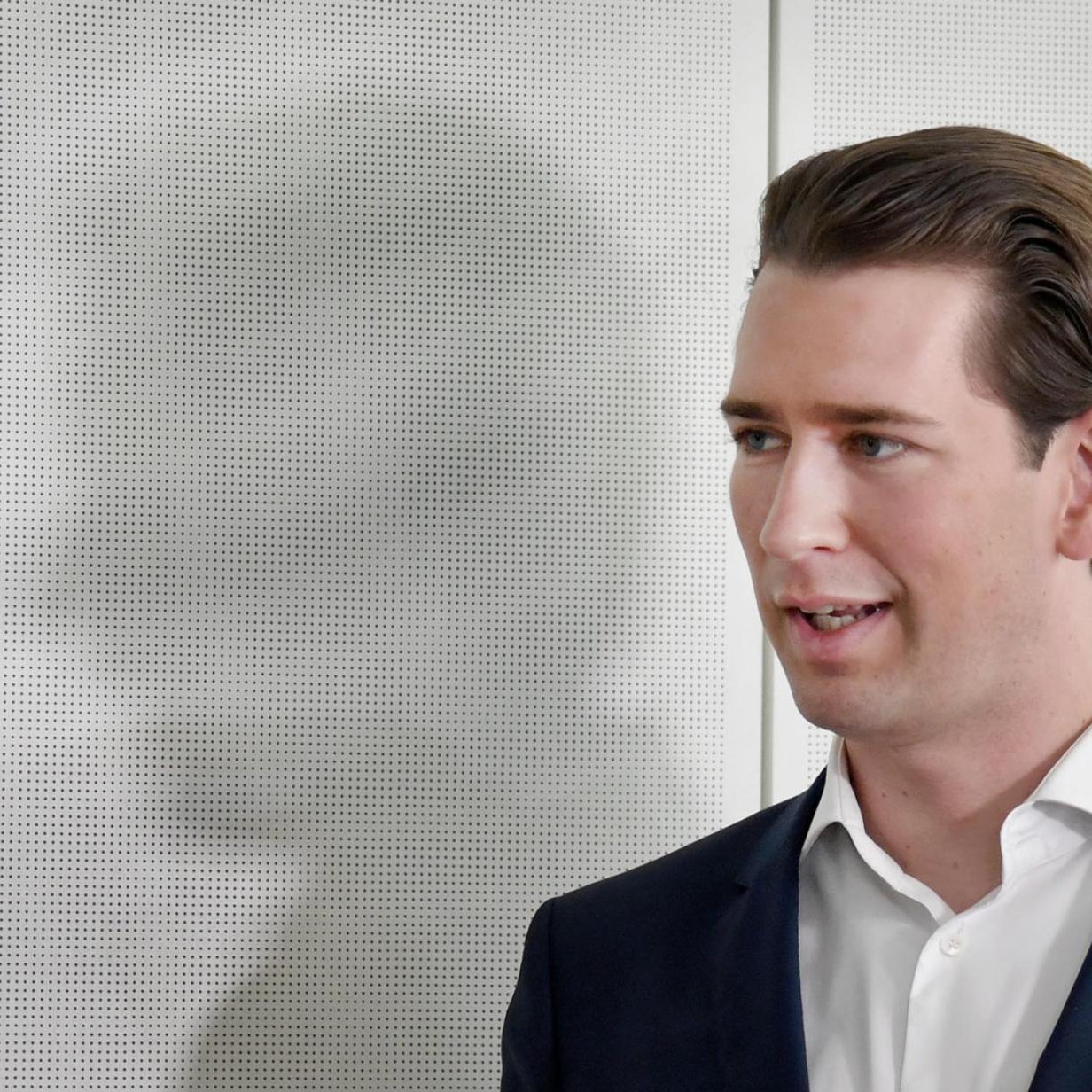 Sebastian Kurz besucht das Silicon Valley