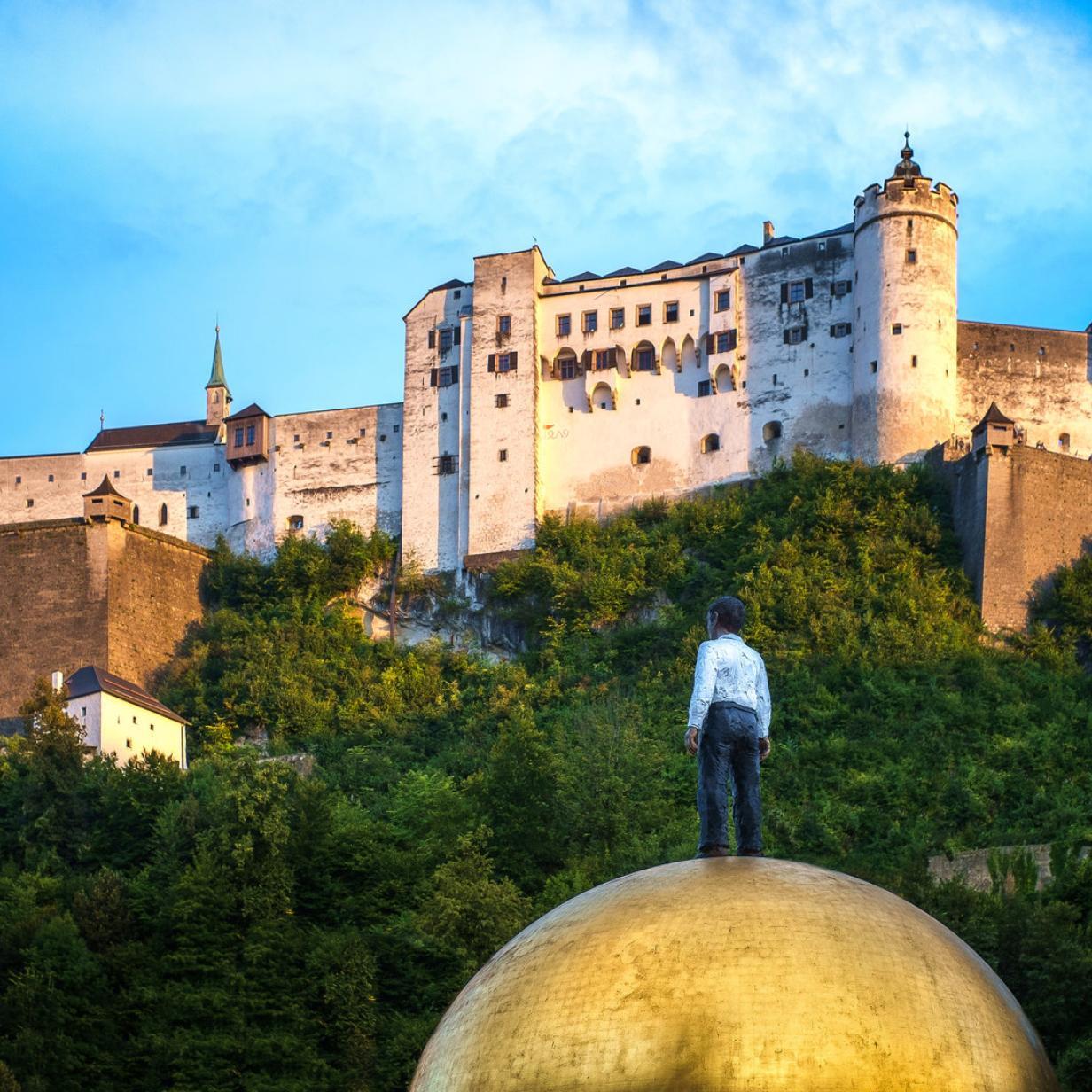 Salzburger Ansichten: Besuch in der Festspielstadt