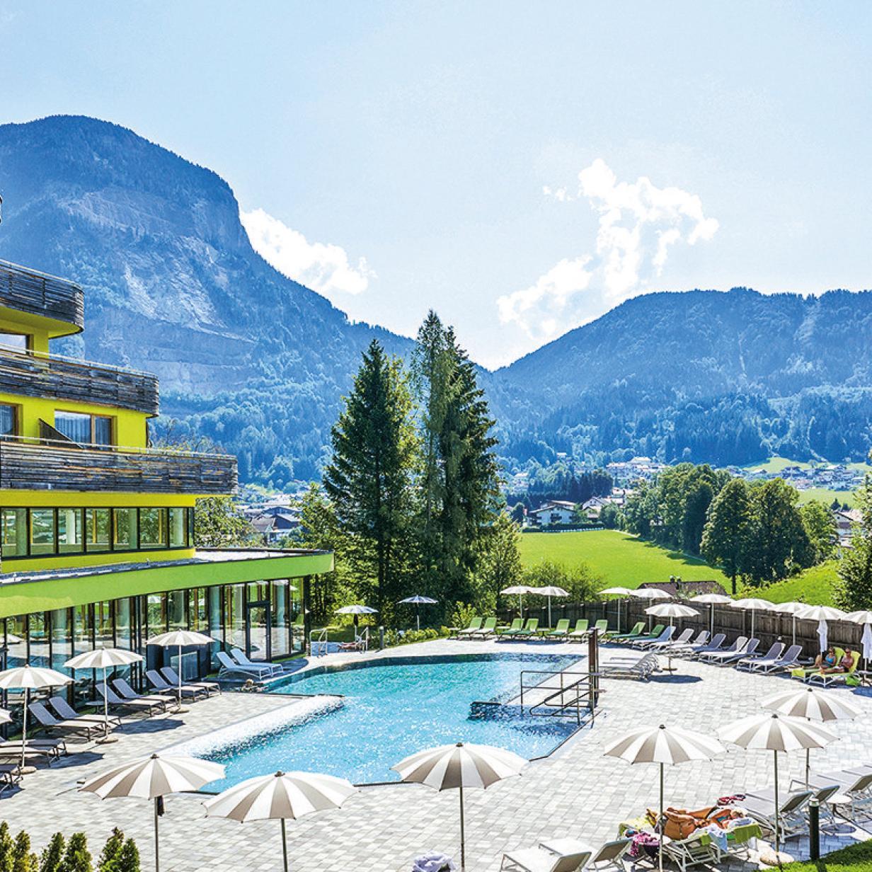"""30 Jahre Freizeit: """"DAS SIEBEN"""" Gesundheits-Resort, Hotel & SPA"""