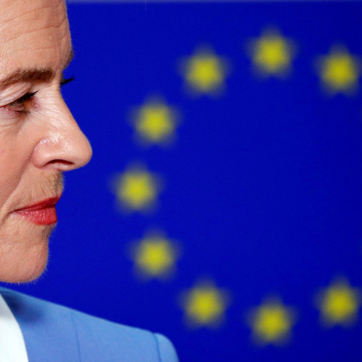 Ursula von der Leyen will Mrs. Europe werden