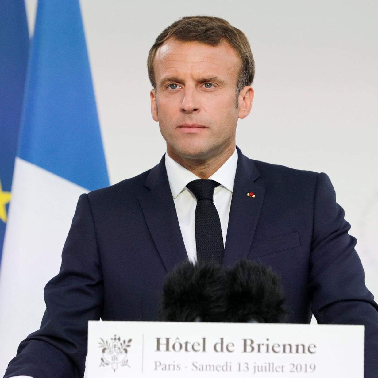 Macron will militärisches Weltraumkommando aufbauen
