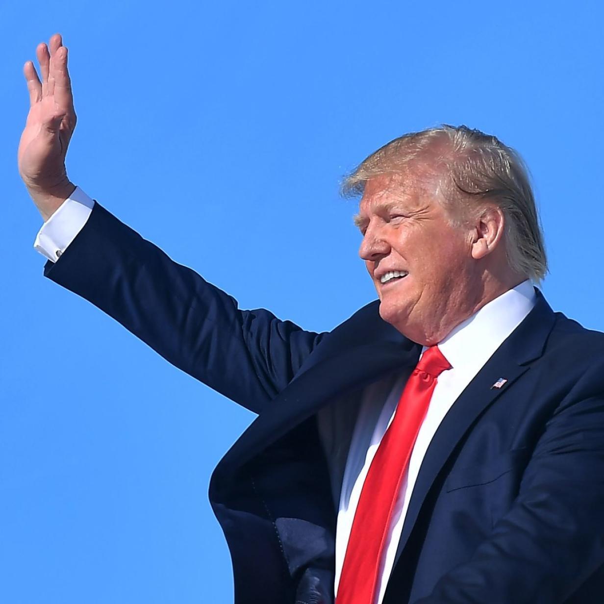 """Trump spottet auf Twitter: """"Geht zurück in eure Heimat"""""""