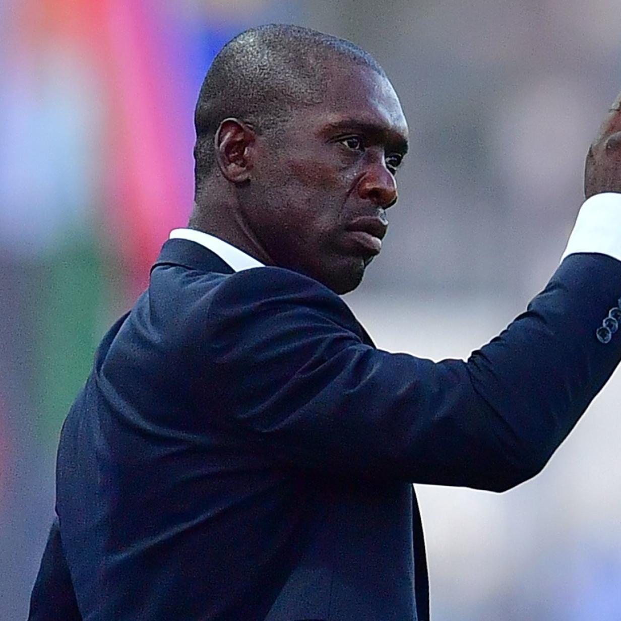 Fußball: Clarence Seedorf als Teamchef von Kamerun entlassen