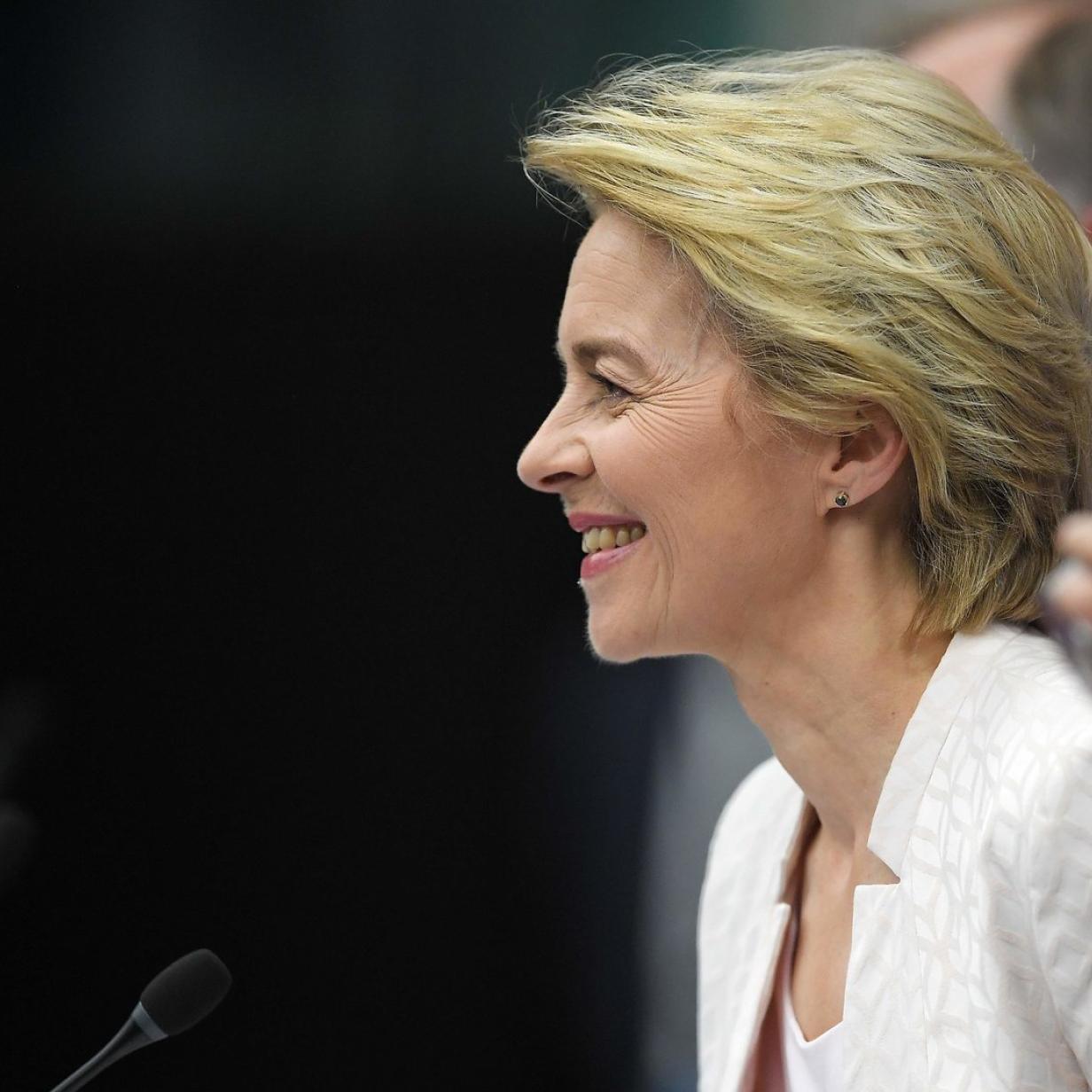 Dringend gesucht: Frauen für EU-Machtzirkel
