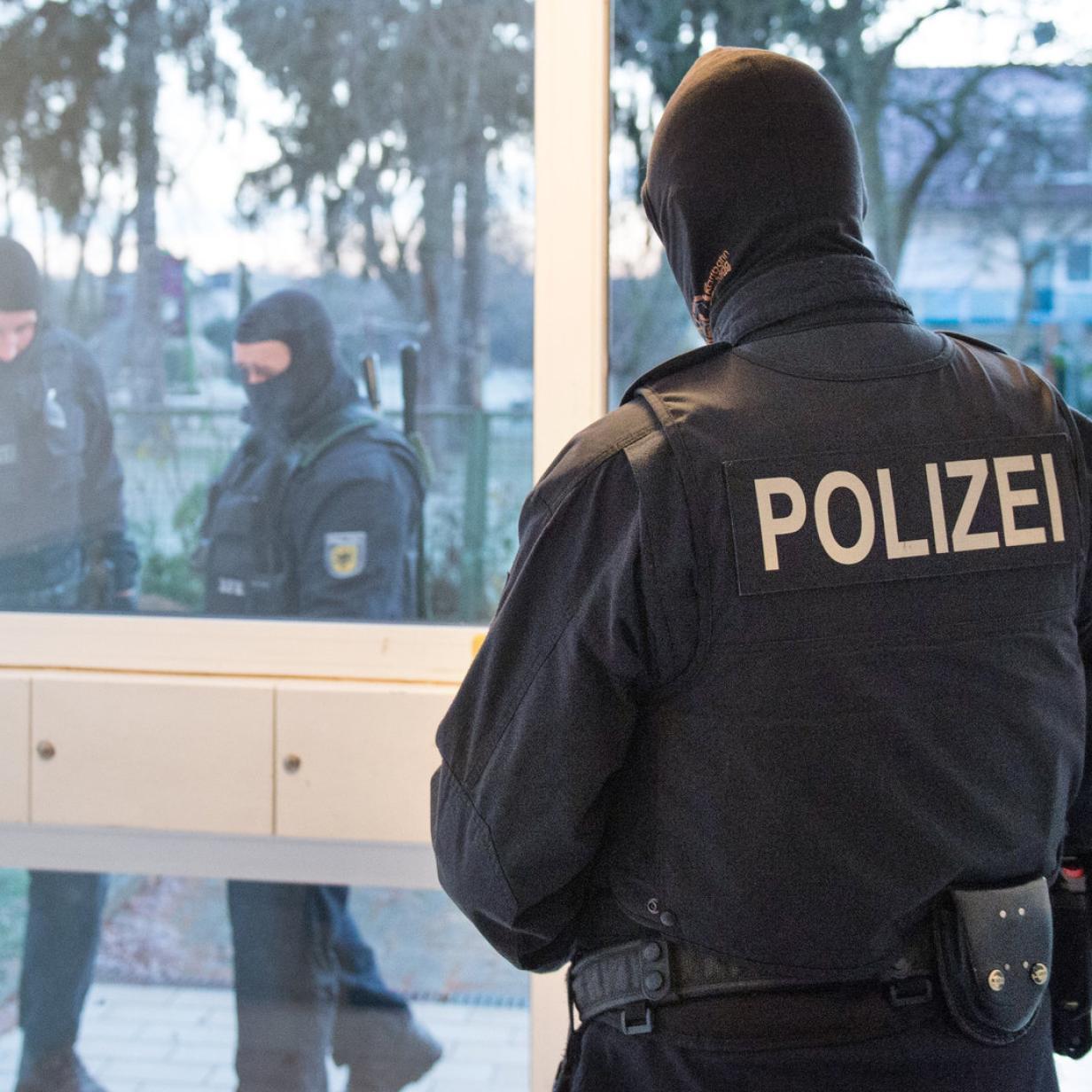 Islamistischer Terrorverdacht: Razzien in Nordrhein-Westfalen