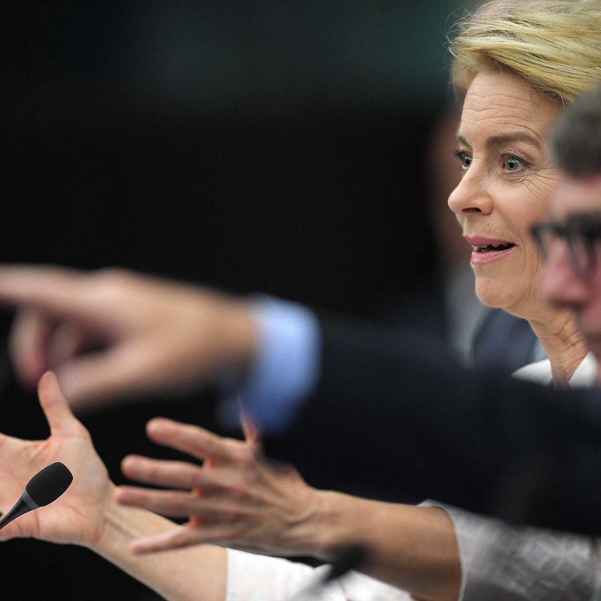 Von der Leyen will EU-Parlamentssitz in Straßburg nicht aufgeben