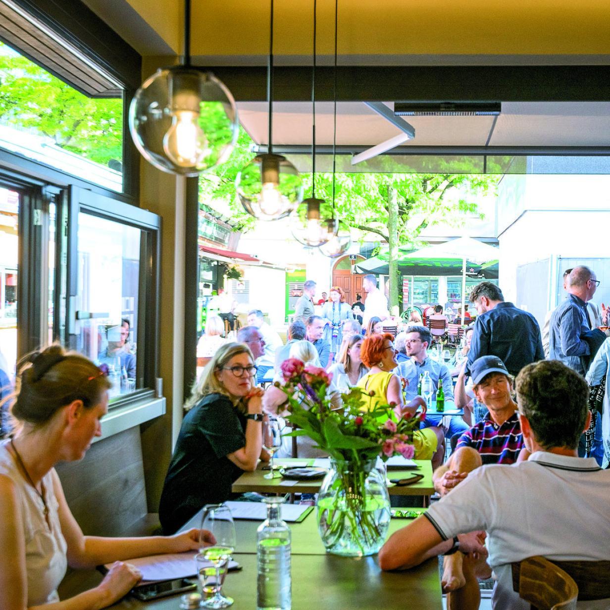 Florian Holzers Restauranttest: Wirtschaft am Markt