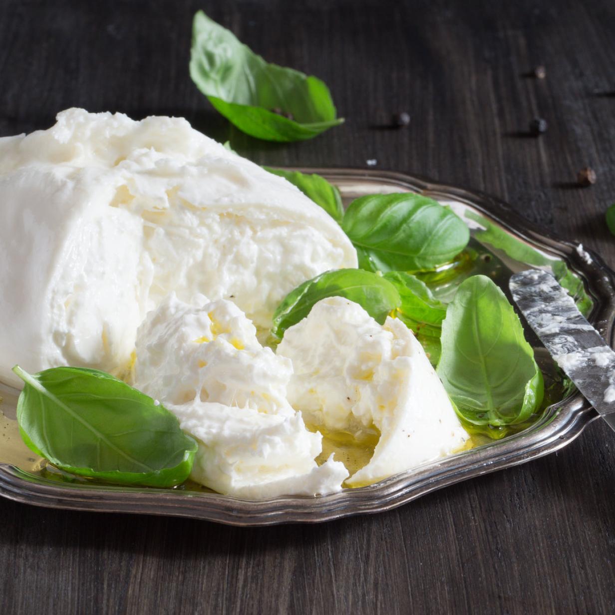 Burrata: Der fettere Zwilling vom Mozzarella
