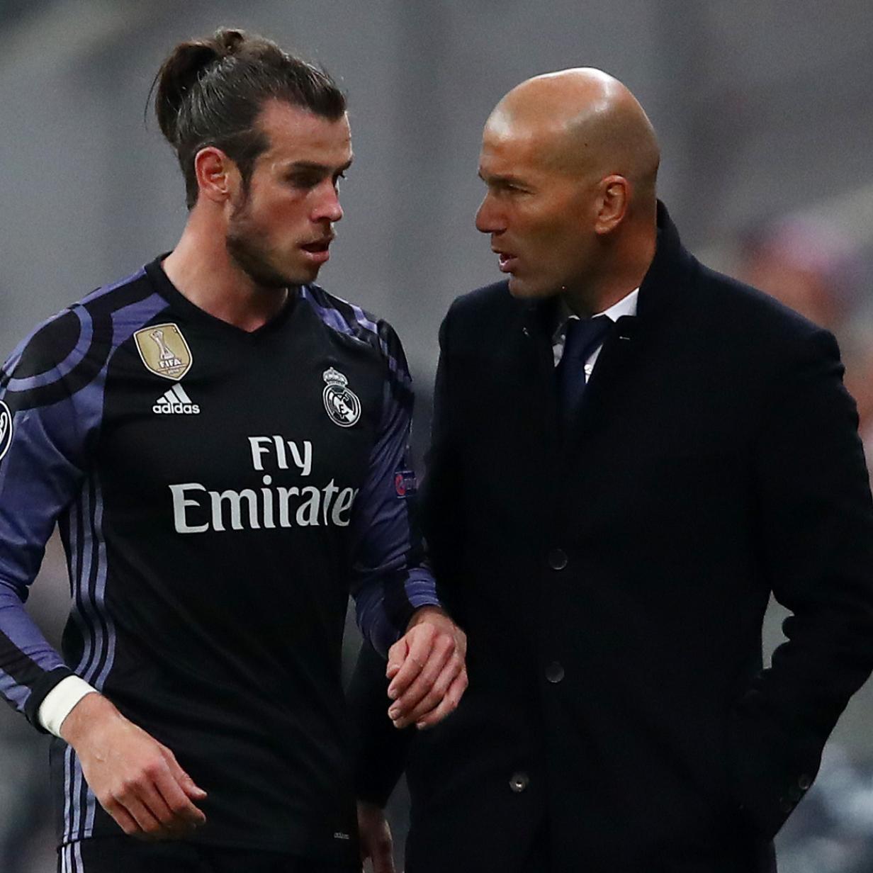 """Zidane drängt auf Bale-Abgang: """"Hoffen, dass er bald geht"""""""