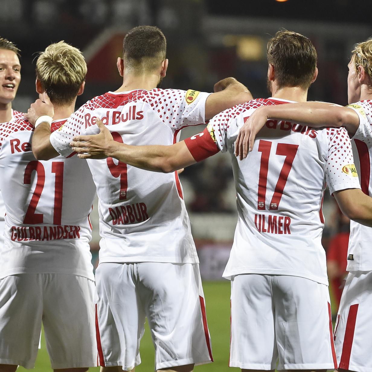 Transfers: Salzburg, Rapid und Co. agieren zurückhaltend