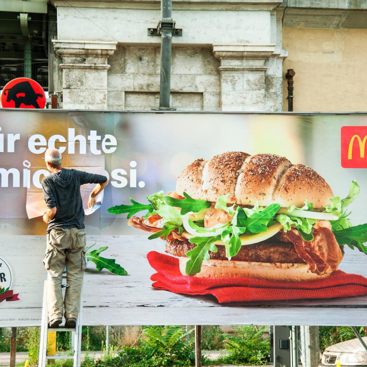 """""""Echte Amici"""": McDonald's bittet Italiener um Entschuldigung"""
