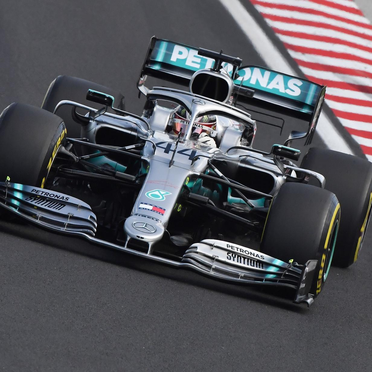 Ungarn-GP: Hamilton siegt nach Zweikampf mit Verstappen