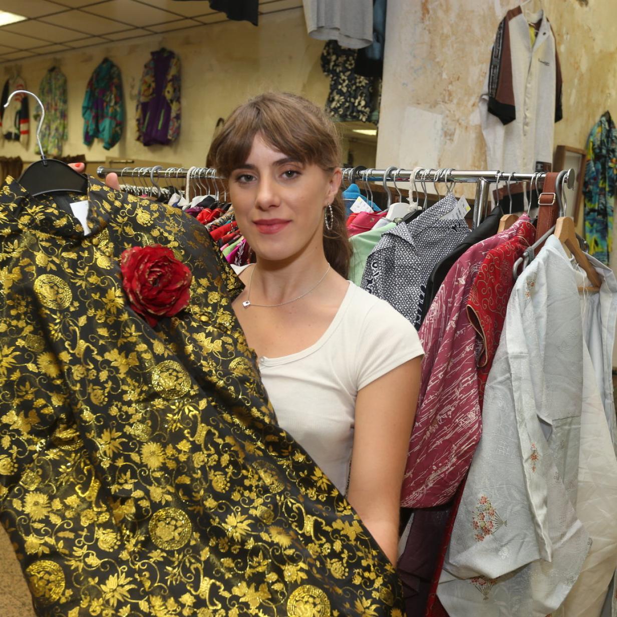 mahü: ein vintage-laden will gegengewicht zur billig-mode