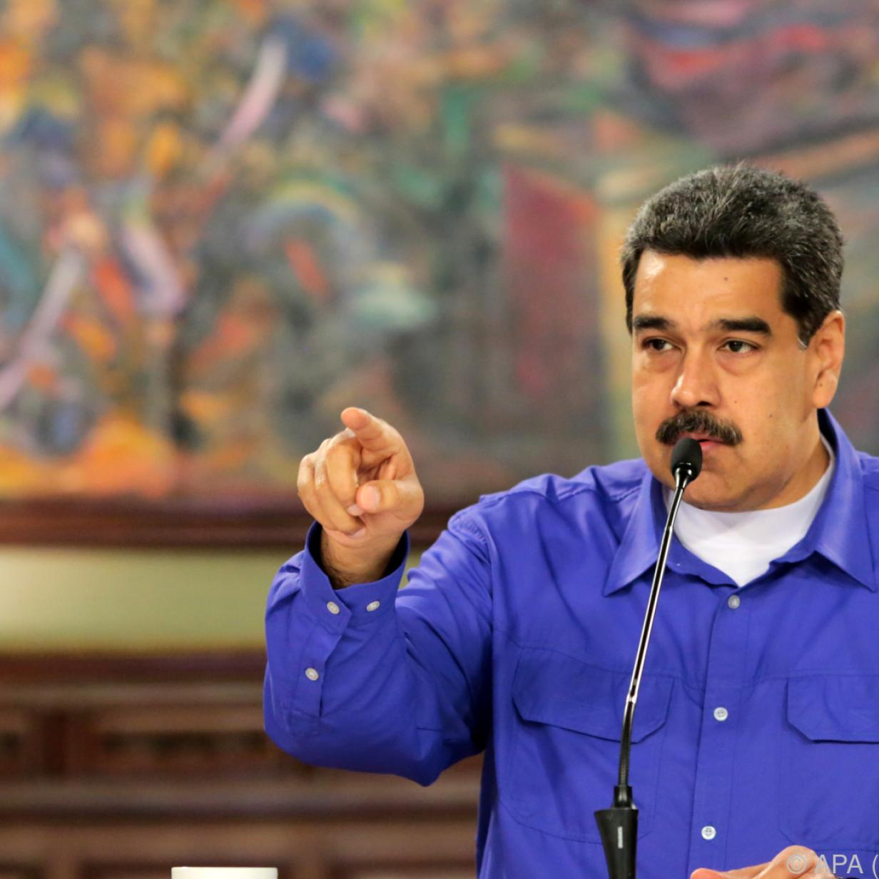 Venezuela: USA aktivieren Militärbündnis gegen Maduro
