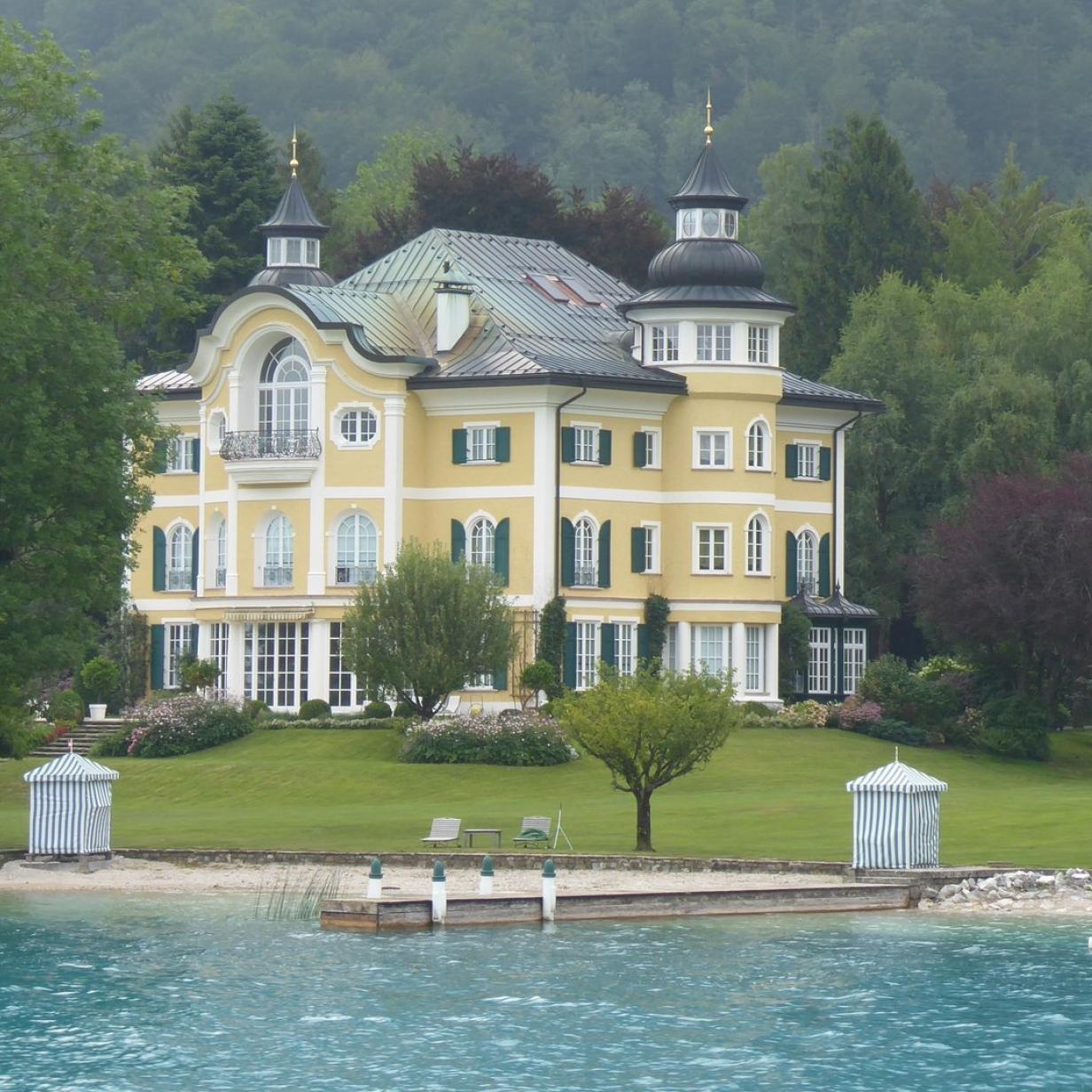See der Künstler und der Reichen